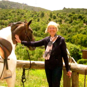 living it horseback riding Lise review