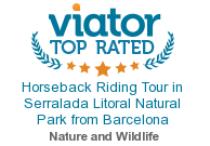 5728-Horseback Riding Tour in-Serralada Litoral Natural&text3=Park from Barcelona&cat=Nature and Wildlife